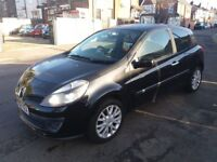 1.2 RENAULT CLIO 2008 PETROL MANUAL 82000 MILES MOT 19/6/18 HISTORY 2 OWNERS 3 MONTHS WARRANTY