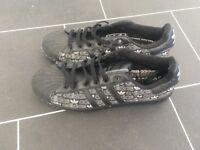 Adidas size 11UK