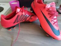Football boots Nike mercurial size 6.5