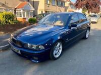 BMW E39 528i Sport manual NOT 530i e38 740i
