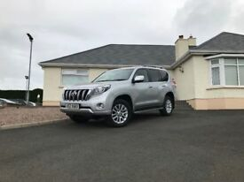 2015 Toyota Land Cruiser 3.0 D-4D Icon 5dr (7 Seat) +++ King off the 4x4's
