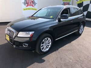 2014 Audi Q5 2.0L Progressive, Leather, Sunroof, AWD