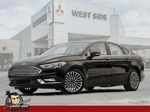 2017 Ford Fusion AWD {LEATHER/NAV/SUNROOF} $82 A WEEK