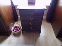 Stag Bedside Drawers
