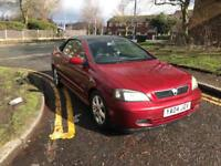 2004 VAUXHALL ASTRA CONVERTIBLE 1.8L PETROL FOR SALE