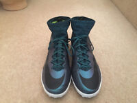 Nike Mercurial X Proximo Astro Sock Football Boots, UK size 9/43