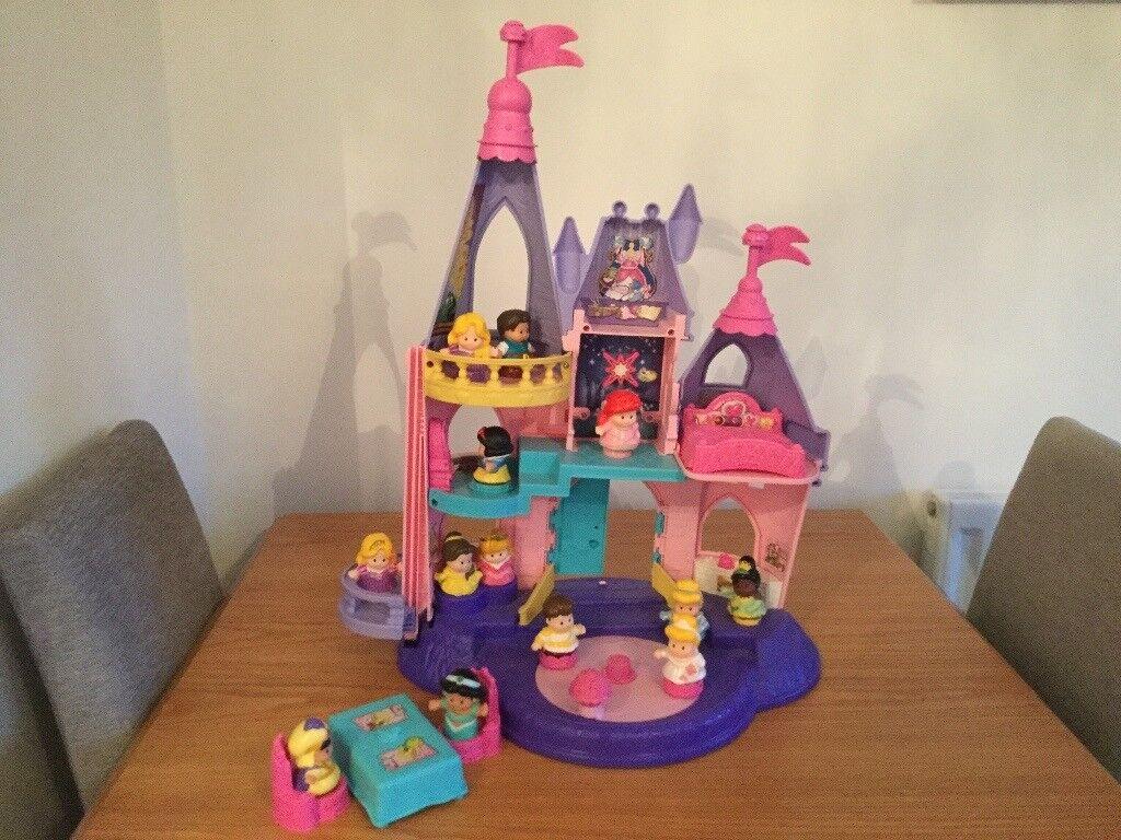 Fisher Price Little People Disney Princess Palace