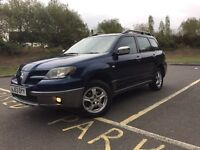 MITSUBISHI OUTLANDER AUTOMATIC FULLY LOADED