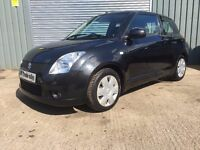 2006 SUZUKI SWIFT 1.5 GLX ***FULL YEARS MOT***