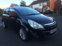 2013 VAUXHALL CORSA SPECIAL EDITION,MOT 12 MONTH, SERVICE HISTORY, HPI CLEAR LOW MILEAGE