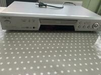 SONY DVD/CD/VIDEO CD player