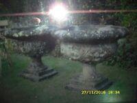 antique garden items