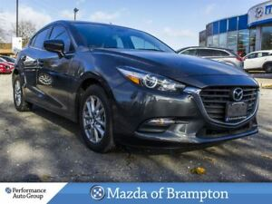 2017 Mazda MAZDA3 SPORT GS. NAVI. CAMERA. BLUETOOTH. HTD SEATS