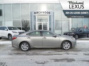 2015 Lexus ES 350 4dr Sdn Touring Package