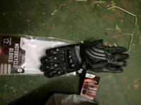 Small Motorbike Gloves