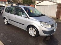 2006 Renault Grand Scenic 1.5 dCi Expression 5dr Manual @07445775115