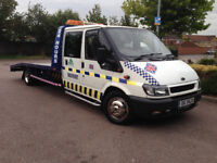 Ford Transit Crew Cab Recovery Truck
