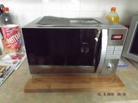 tesco microwave model mp2014 like new condition