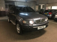 BMW X5 4.4i V8 AUTOMATIC TOP SPEC 5 SEATER 5 DOOR ESTATE MPV 4X4 CAR Fresh MOT