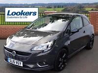 Vauxhall Corsa LIMITED EDITION (grey) 2015-04-30