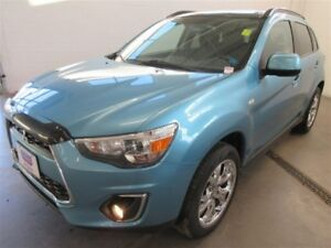 2014 Mitsubishi RVR GT! 4x4! BACKUP CAM! ALLOY! SUNROOF! HEATED