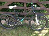 "Free mountain bike 18"" frame"
