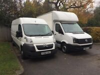 Man & Van Hire House Removals Cheapest Rates - St Albans