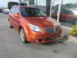 2005 Pontiac Vibe 5-SPD HATCH WITH FULL PWR GROUP & AC