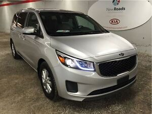 2016 Kia Sedona LX - Backup Cam, Factory Warranty, Heated Seats