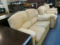 2 Seater sofa and 2 armchairs #32773 £189