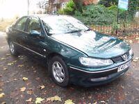 Peugeot 406 2.0 GLX 4dr (a/c)£499 AUTOMATIC AUTOMATIC 1999 (T reg), Saloon