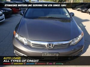 2012 Honda Civic SUNROOF / ALLOYS