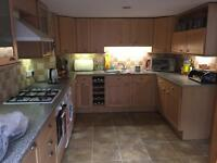 Kitchen and integrated appliances