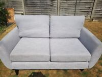Two Seater Next Sofa immaculate condition