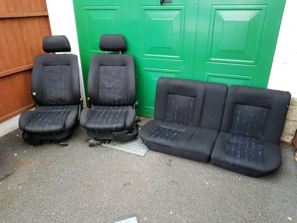 Mk3 golf seats