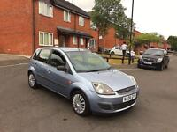 **2006 06 REG FORD FIESTA STYLE 1.2 5DR LONG MOT S/HISTORY 2X KEYS 100% BRILLIANT RUNNER BARGAIN**