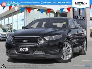 2016 Ford Taurus Limited **Remote Start-Navigation-Moonroof**