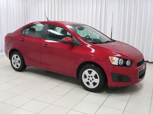 2014 Chevrolet Sonic SEDAN GREAT VALUE !! w/ ON-STAR, AC, SIDE A