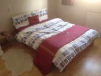 Large double room for rent in family home, hemel hempstead, highfield