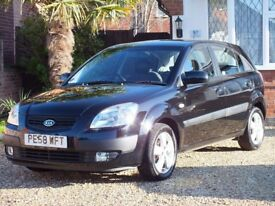 2008 kia Rio 3, 1.4i, 37,000 Miles Full Service History, Immaculate Through Out.