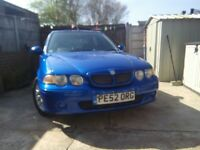 mg zs 120 absolute bargain