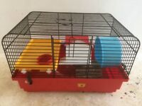 Hamster / gerbil/ rodent cage