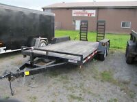 2013 Diamond C 18ft 7t Equipment Trailer 18EEQL