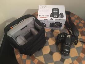 Canon 550D digital SLR