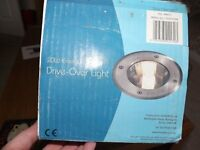 4 DRIVE WAY, PATIO GROUND LIGHTS- NEW/BOXED