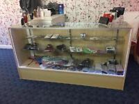 Shop counter display