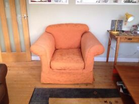 two arm chairs for free, will separate if required.