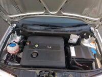 Skoda fabia 2005 auto low milleage 90500 excellent condition