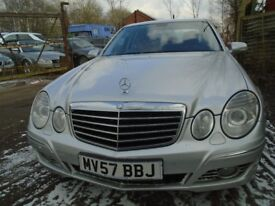 57 PLATE AUTOMATIC DIESEL MERCEDES BENZ 320 CDI F.S.H JUST SERVICED MOTED OCTOBER