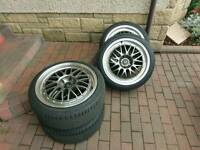 "Audi vw 18"" Rota Alloys 5/112"